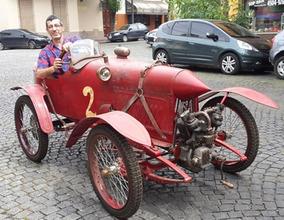 Cyclecar Bedelia Mecanica Morgan 3 Wheeler 1100cc Año 1914