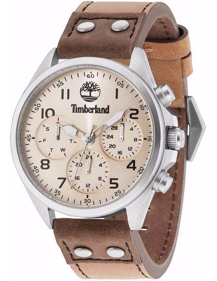 Relógio Multifunções Timberland Tbl14859js07 Wolcott