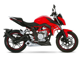 Zanella Rz3 300 0km Moto Naked Urquiza Motos