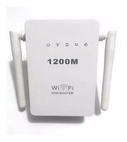 Repetidor Roteador 1200mbps 2 Antenas Amplificador Wireless