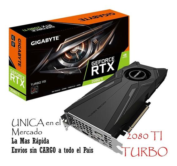 Gigabyte Nvidia Geforce Rtx 2080 Ti Turbo 11g Gddr6 Palermo