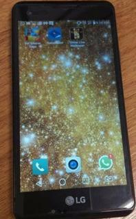 Celular LG Style Titânio 16 Gb Memoria + Cartao 32 Gb