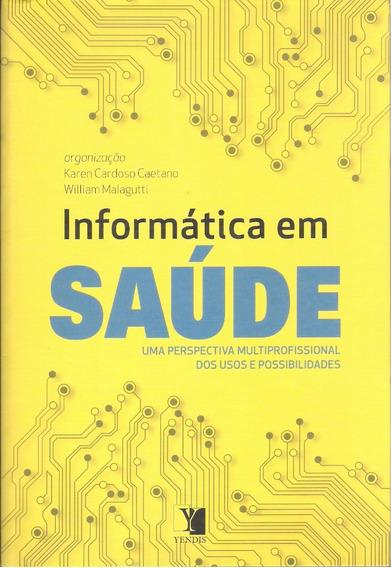 Barato - Livro - Informática Em Saúde