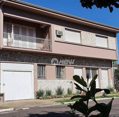 Imagem 1 de 21 de Casa Com 5 Dormitórios À Venda, 303 M² Por R$ 954.000,00 - Rio Branco - Novo Hamburgo/rs - Ca3824