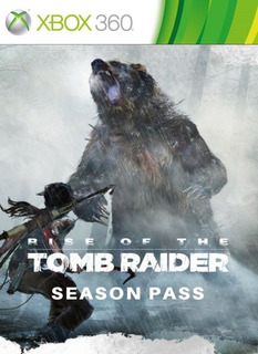 Season Pass Para Rise Of The Tomb Raider Xbox 360 Envio G