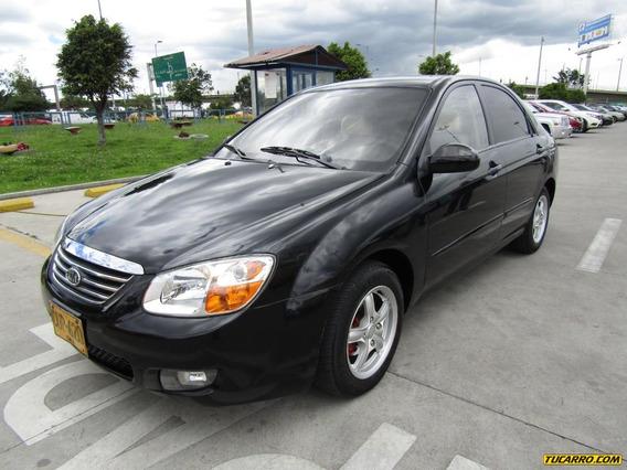 Kia Cerato Lx Ciclon 1600