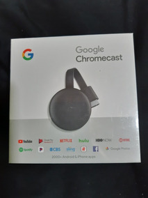 Google Chromescast 3 Hdmi