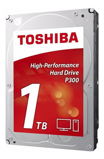 Disco Duro Interno Pc 1tb Toshiba Original Sata 3.5
