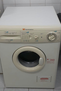 Lavarropas White Westinghouse- Usado - Funciona