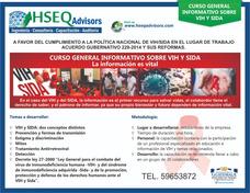 Curso Informativo De Vih Para Empresas. Acuerdo 229
