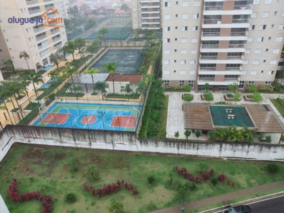 Apartamento 2 Dormitórios. Suíte. Fitness. Espaço Gourmet. - Jardim Das Indústrias - São José Dos Campos/sp - Ap8909