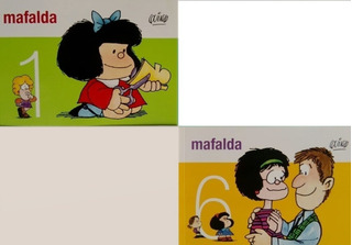 Mafalda Historietas-quino