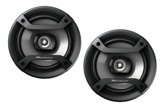 Estéreo Para Auto Pioneer Mvh-s215 + Parlantes 6 Pioneer