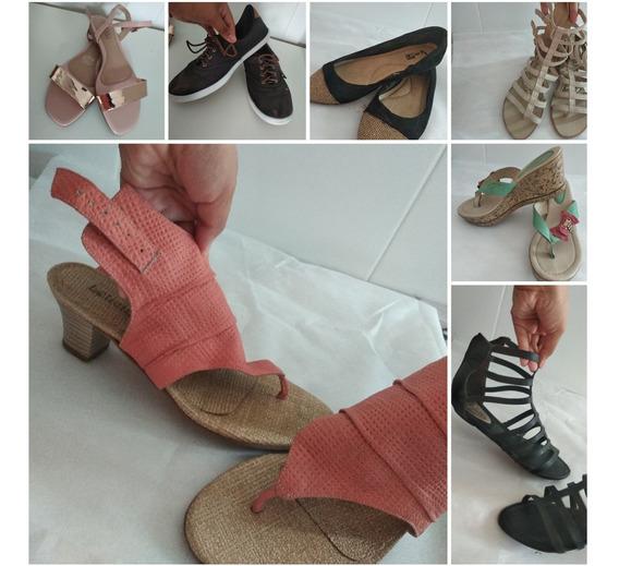 7 Pares De Sapatos