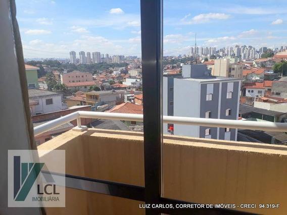 Apartamento Com 2 Dormitórios À Venda, 52 M² Por R$ 215.000,00 - Jardim Santa Terezinha - Taboão Da Serra/sp - Ap0053
