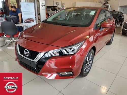 Nissan Versa Advance 0km Cvt 2021