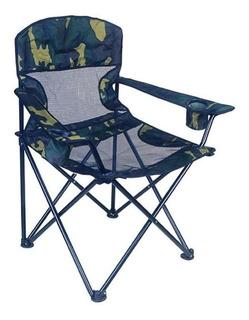 Cadeira Fresno Camuflado - Nautika