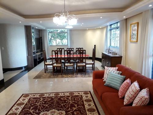 Apartamento Com 4 Quartos Para Comprar No Planalto Em Belo Horizonte/mg - Dl2076