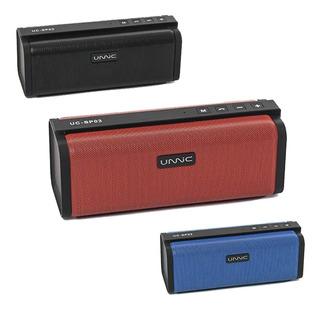 Parlante Bluetooth Usb Musica Portatil 10w Sd Super Bass Fm