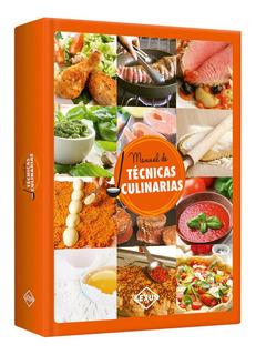 Libro De Gastronomía Manual De Técnicas Culinarias Lexus