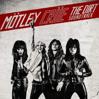 Motley Crue The Dirt Soundtrack Cd Importado Nuevo En Stock
