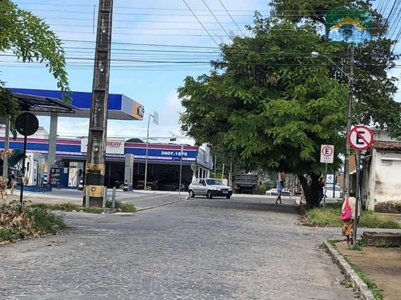 Prédio Comercial Para Venda Ou Locação Desalas- Torre - João Pessoa - Pb - Pr0040