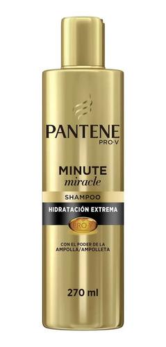 Shampoo Pantene Miracle Hidratación Extrema 270ml