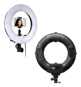 Iluminador Led Circular Ringlight Ring Light Bicolor Yn608
