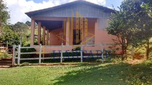 Chácara Para Venda Em Socorro, -, 2 Dormitórios, 1 Banheiro - Chacara 3_1-1695183