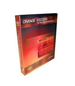 Orange Vocoder. Frete Gratis Por Transferencia Por Email.