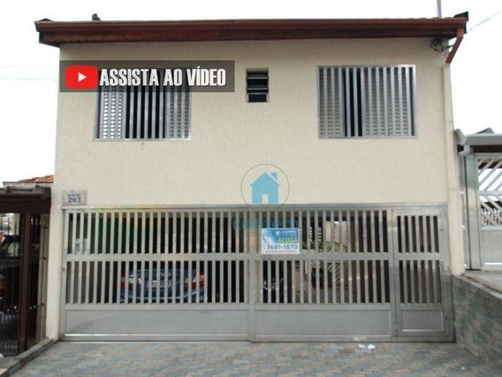 Ca0320- Casa Com 1 Dormitórios Para Alugar, 55 M² Por R$ 919/mês - Jardim Das Flores - Osasco/sp - Ca0191