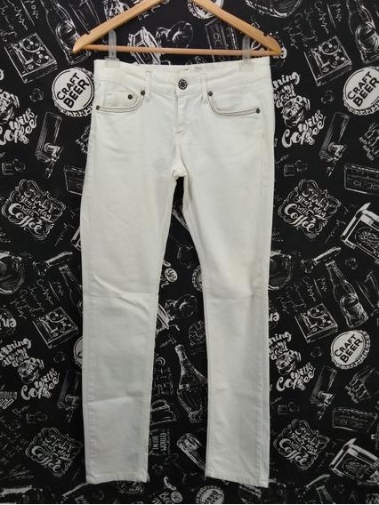 Calça Jeans Fem Zara Girls Tam 36 Original 891