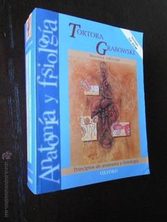 Libro De Anatomía Y Fisiología Tortora Grabowski