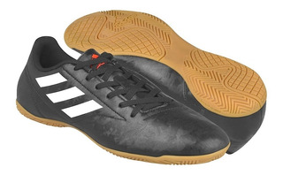 Tenis De Fútbol Hombre adidas Bb0552 Simipiel Black