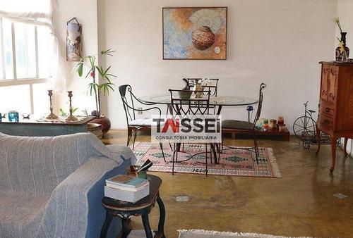 Imagem 1 de 13 de Apartamento Com 3 Dormitórios À Venda, 175 M² Por R$ 1.273.000,00 - Paraíso - São Paulo/sp - Ap7801