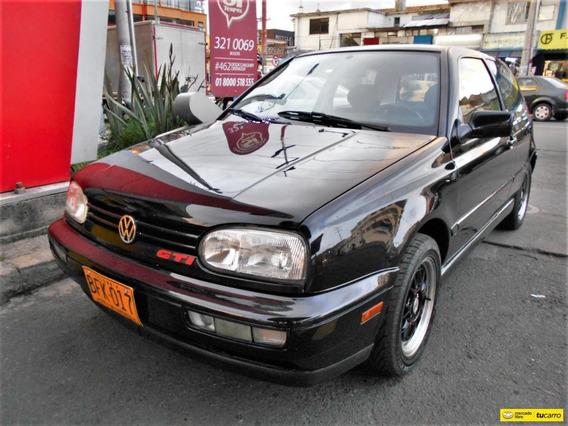 Volkswagen Golf Gti Coupe 2.0