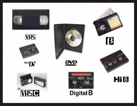 Conversion De Vhs- Lp-super 8 Y Otros