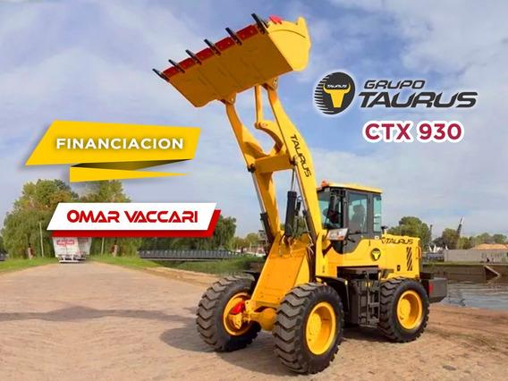Pala Cargadora 1.3 M3 Taurus Ctx 930! Op.vial. Financiacion