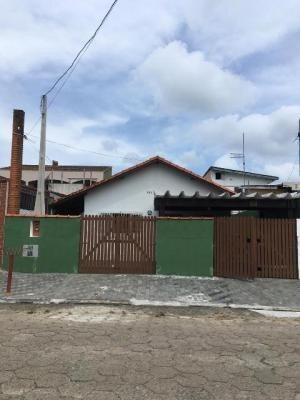 Casa Em Itanhaém 600m Do Mar Com 2 Dorm 5091