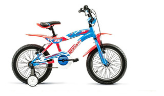 Bicicleta Raleigh Mxr R16 Nene Aluminio Envio Gratis