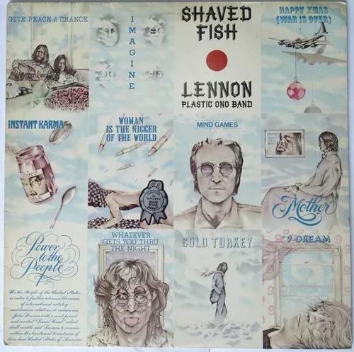 Lp John Lennon - Plastic Ono Band