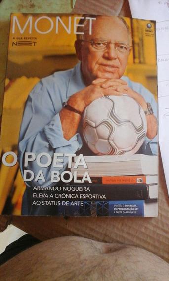 Revista Monet N 5 Ago 2003 -armando Nogueira