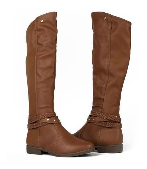 Bota Mississipi Over The Knee Salto Baixo