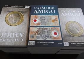 Catálogo Amigo Cédulas E Moedas 2019