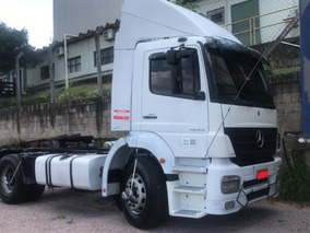 Mercedes-benz Mb 1933 4x2 2005 Cabine Simples Vw/volvo/ford