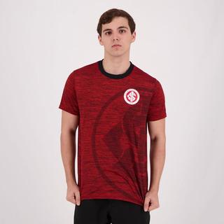 Camisa Internacional Shawn Fio Tinto Vermelha