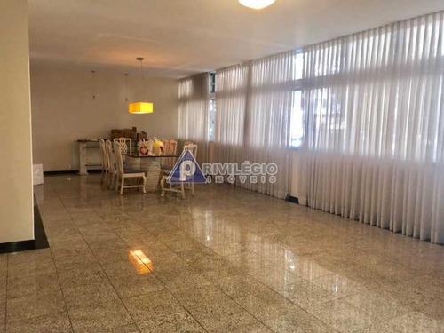 Apartamento À Venda, 4 Quartos, 2 Suítes, 1 Vaga, Copacabana - Rio De Janeiro/rj - 19021