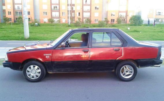 Se Vende Renault 18 Modelo 82 Motor 1400 Claraboya En Techo