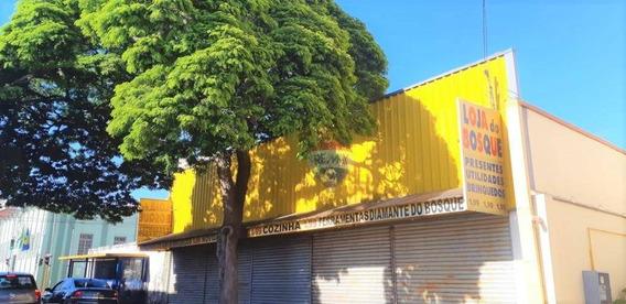Loja À Venda, 531 M² Por R$ 1.900.000 - Centro - Botucatu/sp - Lo0032