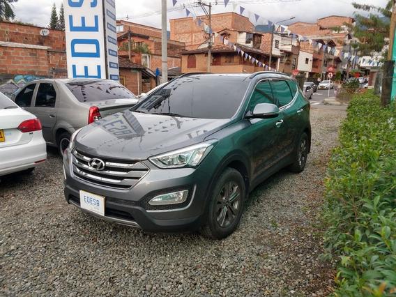 Hyundai Santa Fe Full Mec Aire 2015